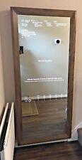 Smart mirror / Magic Mirror with Digital Dashboard (Raspberry Pi)