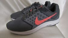 WOMEN`S NIKE DOWNSHIFTER 7 ATHLETIC SNEAKERS SIZE 10M NEW #852466001 GRY