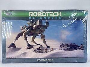 """Revell 1199 Robotech Defenders - Commando Model Kit 10.75"""" 1/48"""