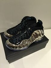 "Nike Air Foamposite One  ""All Star""/ ""Mirror"" Size 9 Ds"