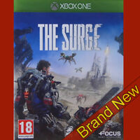 THE SURGE - Microsoft Xbox ONE ~18+ Brand New & Sealed!