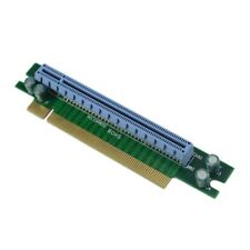 PCI-E Express 16X 90 Degree Adapter Riser Card For 1U Computer Server Chassis MA