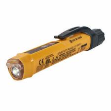 Klein Tools Ncvt-3 AC Voltage Tester Flashlight 1000 V Yellowblack