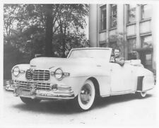 1946 Lincoln Continental Indianapolis 500 Pace Car Photo - Henry Ford II 0018