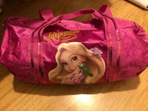 Disney Rapunzel Kids Bag BNWT Pink
