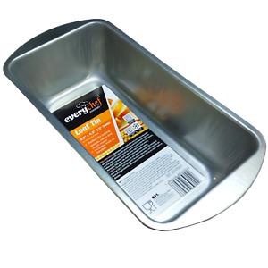 Loaf Cake Bread Tin 21 x 11 x 6.4cm Deep Baking 8 x 4 x 2 inch Dishwasher Safe