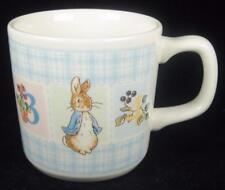 Wedgwood Beatrix Potter's Peter Rabbit 1234 Mug/Cup 1997 Design