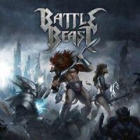 BATTLE BEAST - BATTLE BEAST  CD 13 TRACKS HEAVY METAL HARD ROCK NEU