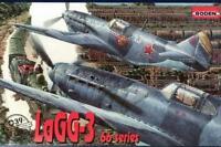 LAVOCHKIN LaGG 3 66 SERIES (SOVIET ACE Yu. SHCHIPOV MKGS)#39 1/72 RODEN