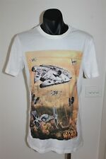 Star Wars Millennium Falcon Men's T-Shirt Size Medium BNWT
