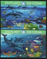 United Nations-Vienna Stamp - One Planet-One Ocean Stamp - NH