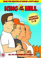 King of the Hill - Season 1-5 (DVD)