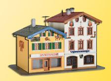 Kibri 38820 gauge H0, Sports Store and Souvenir Shop in Tölz #
