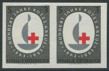 ÖSTERREICH / MiNr. 1135 U / 100 Jahre Rotes Kreuz / Kurzbefund / Postfrisch