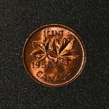 1956 Uncirculated B/U Canada Penny