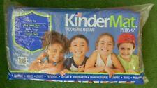 KinderMat Rest Mat 1x19x45 Inches Red/Blue NIB