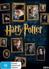 Harry Potter Complete 8 Film Collection 16 DVD Discs Set M
