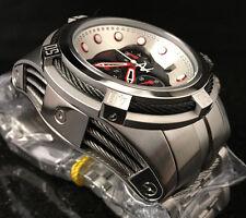 @New Invicta Reserve 52mm Bolt Zeus Quartz Chronograph 22158 Stainless Bracelet