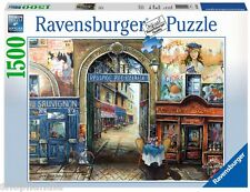RAVENSBURGER 16241 PASAJE A PARIS PUZZLE 1500 PIEZAS PIECES PARIS ART JIGSAW