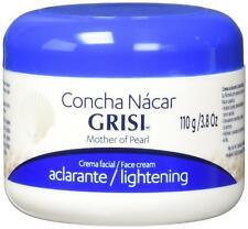 Concha Nacar Skin Lightening Face Cream Moisturizer Small Dark Spots 3.8 Ounces