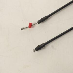 Cable Cerradura Asiento origine scooter piaggio 50 NRG Power DD 2007-2017 ZAPC45