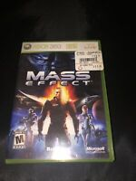 Mass Effect - Xbox 360 Game - Complete & Tested