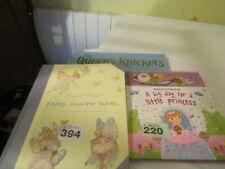 Children's Book Bundle - Fairy Jigsaw Bk/ Queen's Knickers/Princess Magnet BK