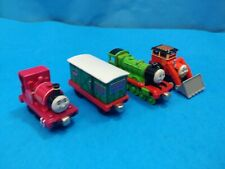 Thomas Take Along - Lot of 4 - Jack, Skarloey, Henry & Box Car