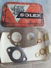 Nécessaire joint carburateur SOLEX 22 ICBT RENAULT 4CV 4 CV boite métal