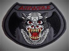 Airwolf Patch - Kostüm Aufnäher - Uniform Aufnäher - neu zum aufbüglen