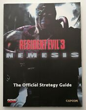 Resident Evil 3 Nemesis Video Game Strategy Guides Cheats For