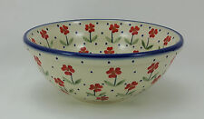 Bunzlauer Keramik Schale MISKA, Schüssel, Salat, ø17cm (M090-AC61), V=0,6L