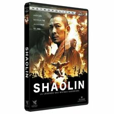 DVD - Shaolin - La légende des moines guerriers - Andy Lau, Nicholas Tse, Jackie