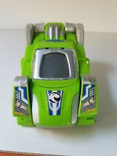 Retro Vtech switch and go Dino's Lex the T-Rex works collectable transformer car