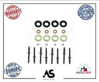 ROCKER COVER GASKET INJECTOR SEAL WASHER ORING SET FORD MINI VOLVO CITROEN