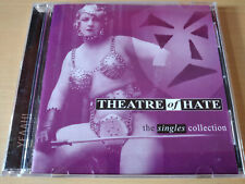 THEATRE OF HATE - The Singles Collection CD New Wave / Goth Rock