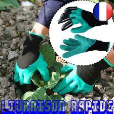 Jardin Gants Avec Doigts Griffes Rapide Facile à Creuser Taille Rose Jardinage