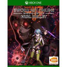 Sword Art Online Fatal Bullet Xbox One Xb1 UK Post