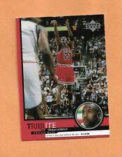 MICHAEL JORDAN UPPER DECK 1999-2000 TRIBUTE  CARD # 30