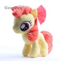 Best Plush Super Soft Brown Cute Horse Toy Stuffed Animal Big Teddy Adorable New