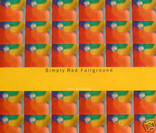 SIMPLY RED - fairground CD