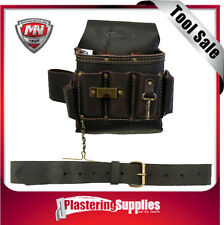 "McGuire-Nicholas 526-CC  Professional Electrician Pouch with 2"" Leather Belt"