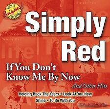 1 CENT CD If You Don't Know Me By Now And Other Hits - Simply Red