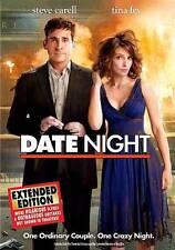 Date Night by Steven Carell, Tina Fey, Mark Wahlberg, Taraji P. Henson - DVD NEW