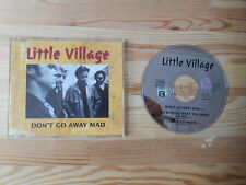 CD ROCK LITTLE VILLAGE-Don 't Go Away Mad (3) canzone PROMO Reprise Cooder Lowe