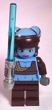 Lego Star Wars Genuine Aayla Secura Mini Fig Clone Wars 8098 Mini Figure