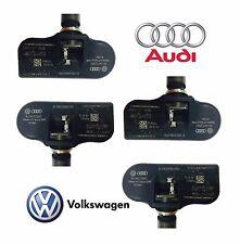 "4x NEW Volkswagen Audi (TPMS) Tire Pressure Monitoring Sensor ""315 MHz"""