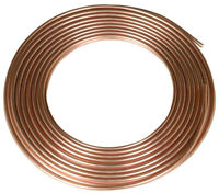Reading  3/8 in. Dia. x 50 ft. L Type R  Copper Refrigeration Tubing