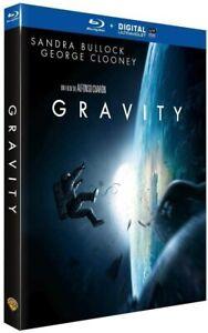 Gravity [Blu-Ray + Copie Digitale] NEUF - V FR