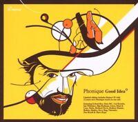 PHONIQUE - GOOD IDEA (LTD.ED.) 2 CD NEU